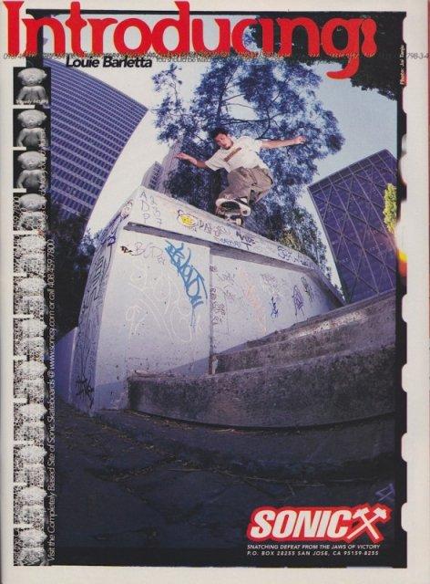 sonic-skateboards-introducing-louie-barletta-1997
