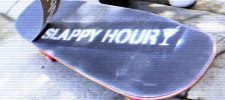 Slappy Hour everyday – Jason Adams