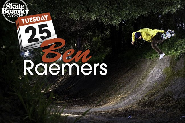 tuesday25raemers